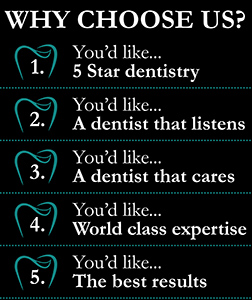 Why choose Orchid Dental Centre?