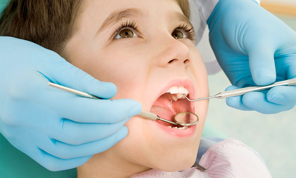 Children's dentists in Northamptonshire