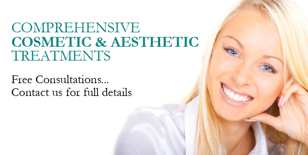 cosmetic dentist northants